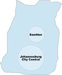 cape town conference venues map search